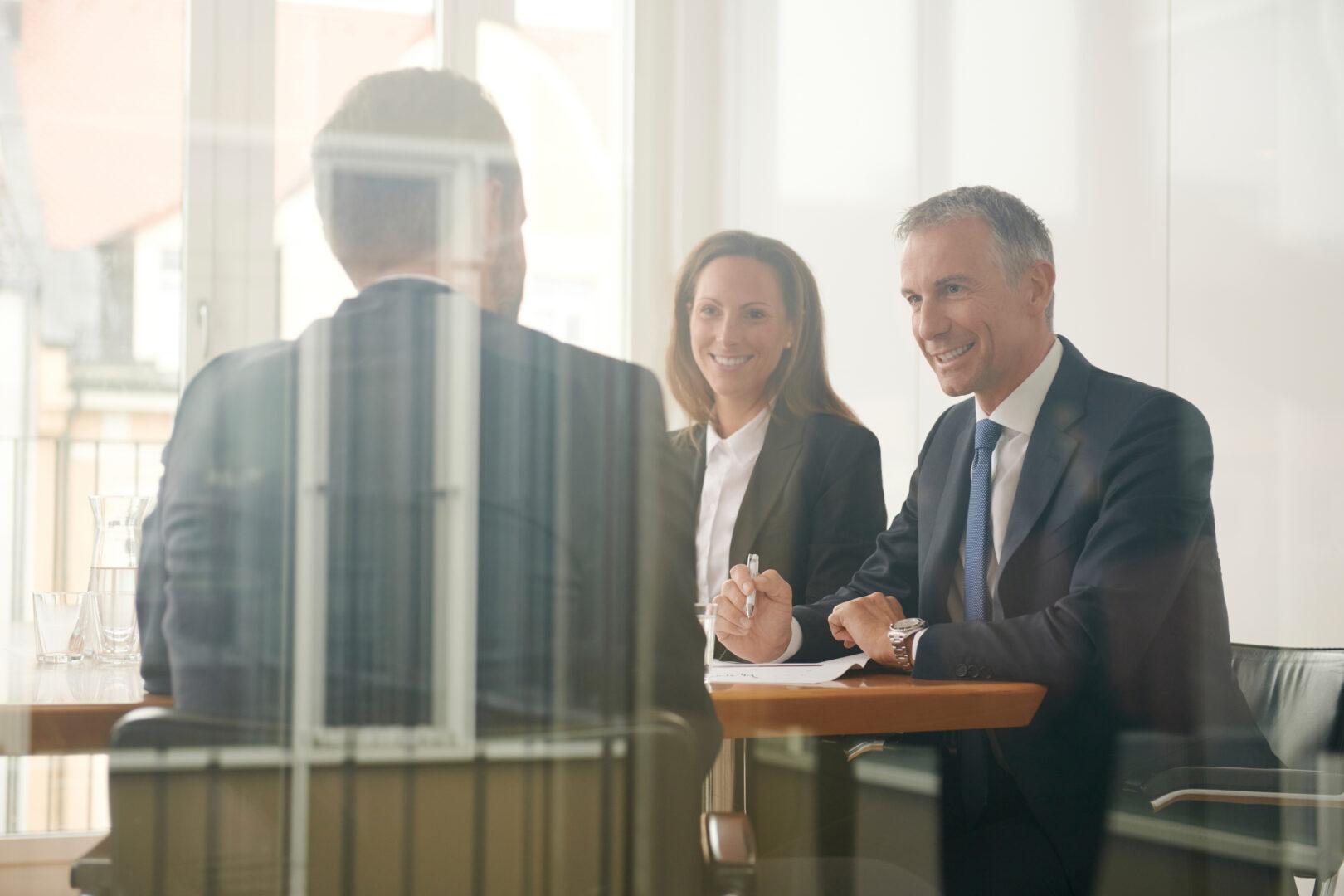 Leistungen der Do Investment AG München